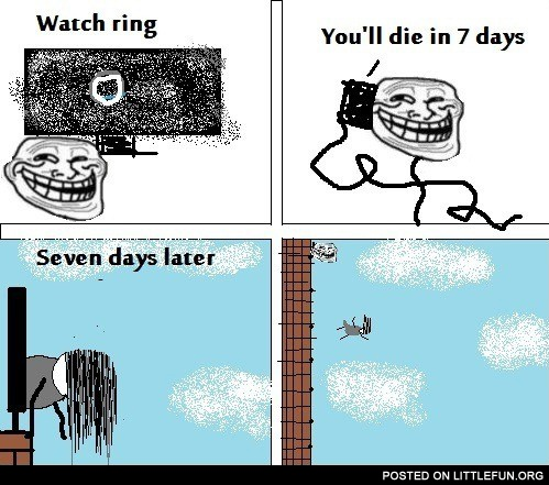 Watch The Ring