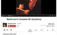 Can't wait till Beethoven's new album comes out