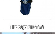 Cops in GTA 5