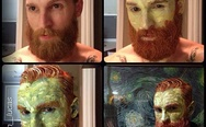 Vincent van Gogh Halloween costume