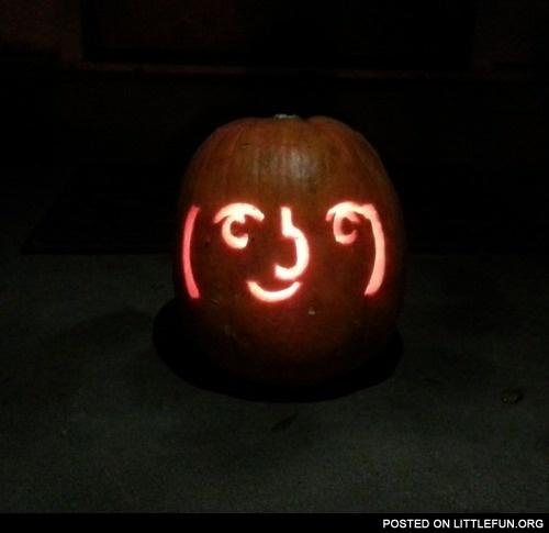 LittleFun Meme Pumpkin