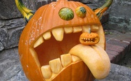 Creative pumpkins