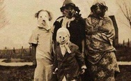 Halloween 1910 100 times scarier than 2013