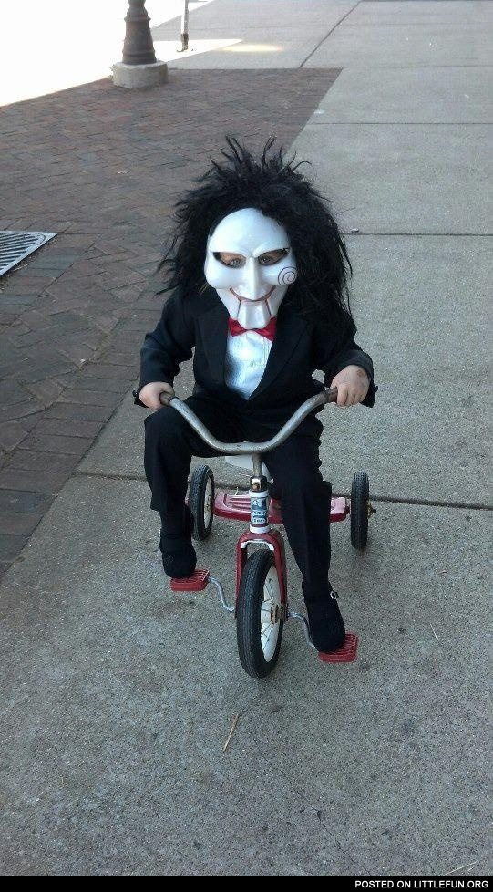 awesome halloween costume for the kid