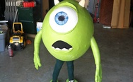 One Eyed Monster costume
