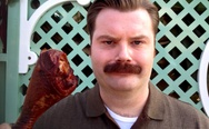 My Ron Swanson for Halloween