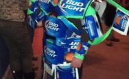 Bud Light costume