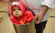 Baby omar, awesome Halloween costume