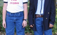 Napoleon Dynamite and Pedro