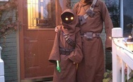 Family Star Wars Cosplay