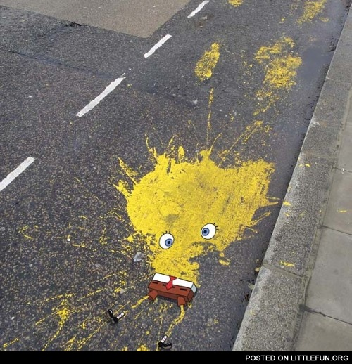 SpongeBob is dead