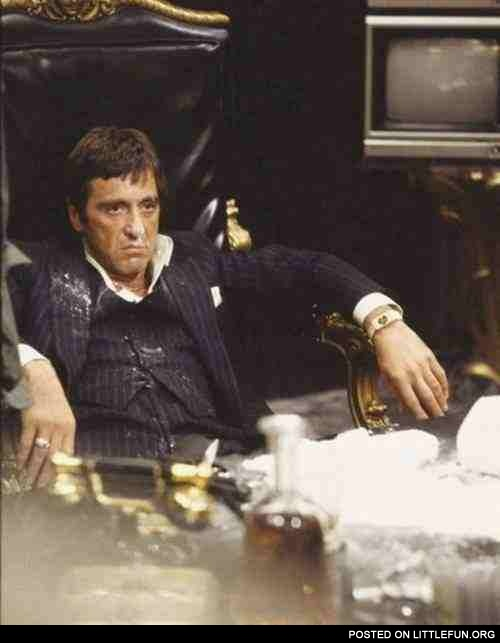 Scarface cocaine