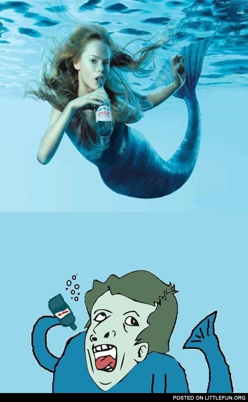 Genius mermaid