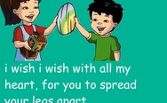 I wish with all my heart
