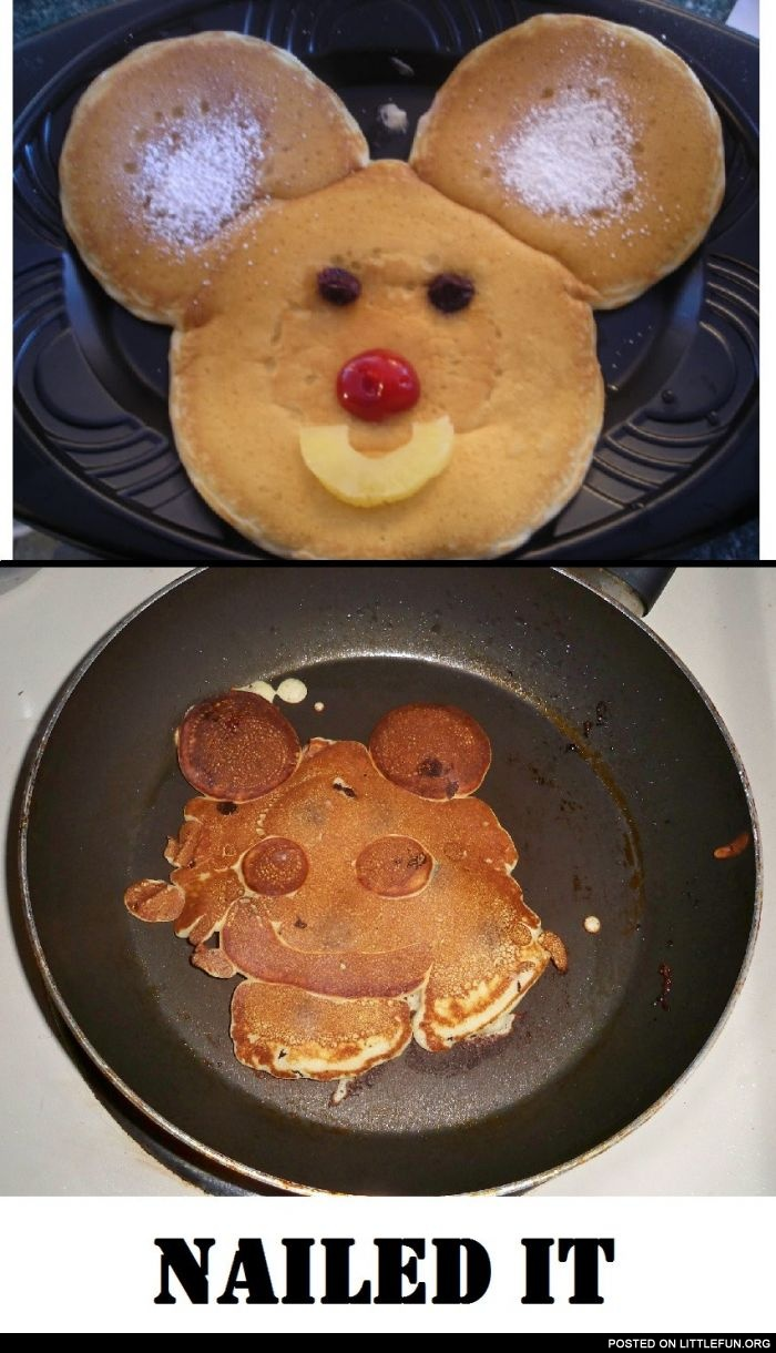 Bear cake. Nailed it.