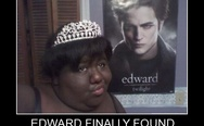 Edward finally found the love of his life