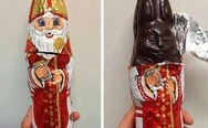 Evil Christmas rabbit