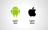 Android vs. Apple 2014