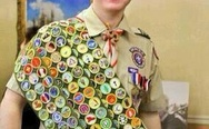 Knows 47 knots, can't undo a bra, eagle scout.