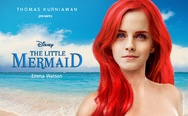 Emma Watson as Little Mermaid
