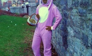 Snoop Dogg Easter Bunny