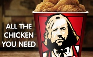 KFC Game of Thrones. All the chicken you need.