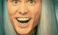 Jim Carrey Lady Gaga