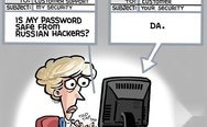 Is my password safe from Russian hackers?