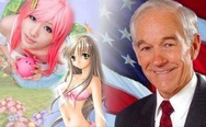 Ron Paul will make anime real.