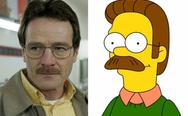 Walter White vs. Ned Flanders