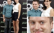 Elijah Wood and Sasha Grey. Elijah Would.