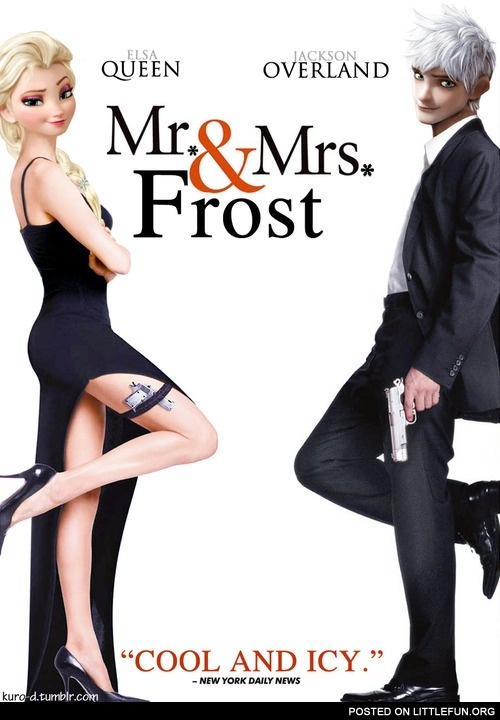 Mr. and Mrs. Frost
